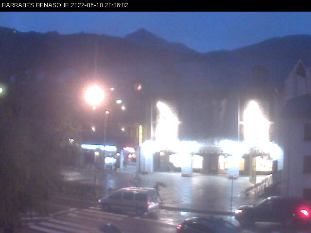 Webcam en Benasque