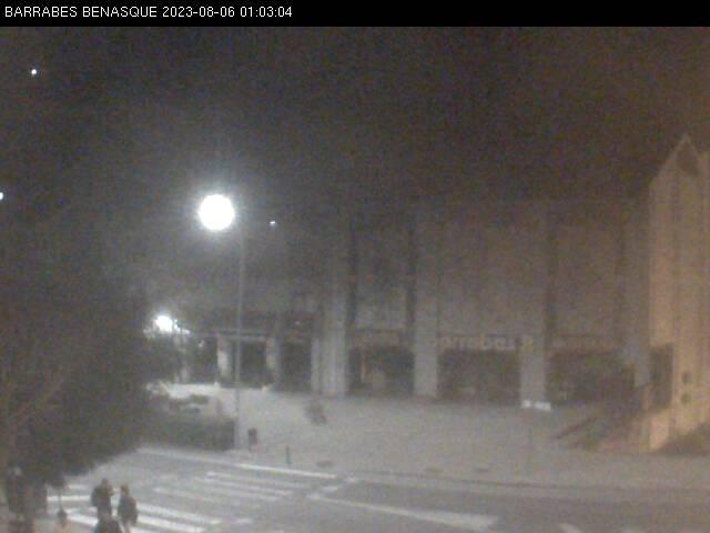 Webcam en Benasque
