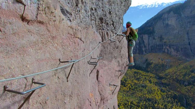Klettersteigset Unterschiedlich Lang : Klettern auf klettersteigen barrabes.com de