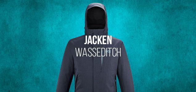 Jacken Wasserdicht