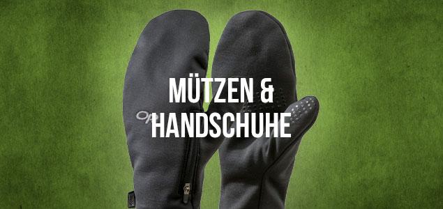 Mützen & handschuhe