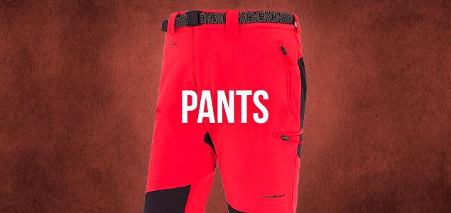 Pants High-Mountain