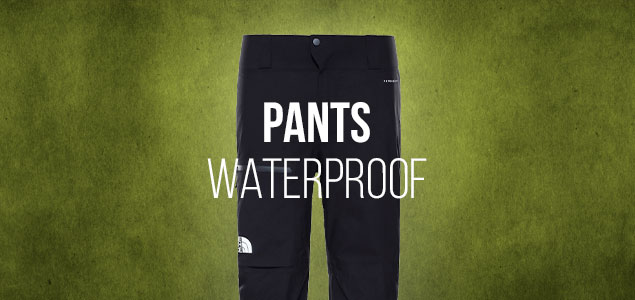 Pants Waterproof