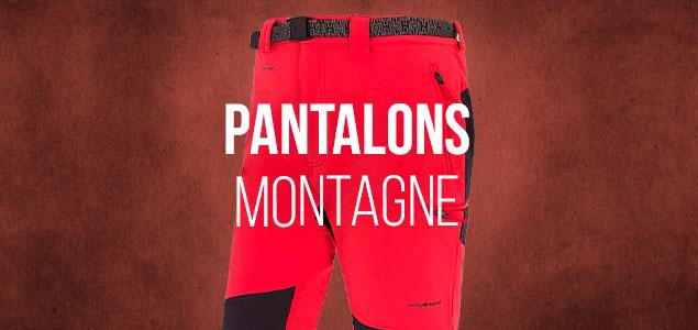 Pantalons Montagne