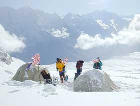 Foto: Expedicion Manaslu 2000