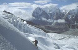 Expedición vasca al Shisha Pagma 2001