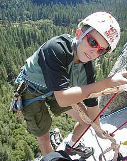 Foto: Hans Florine (www.kidclimber.com)