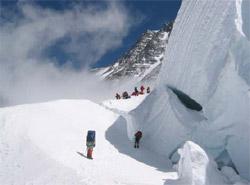 Expedición GREIM Everest 2003