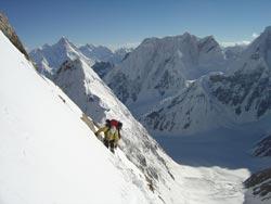 Foto: Expedicion K2 Magic Line 2004
