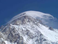 Foto: Expedición K2 Magic Line 2004