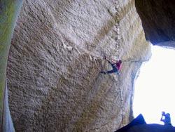 Foto: Luke Laeser -  www.climbing.com