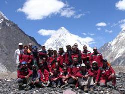 Foto: expedición mayencos