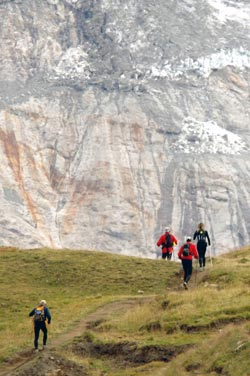 Foto: © Les trailers du Mont-Blanc