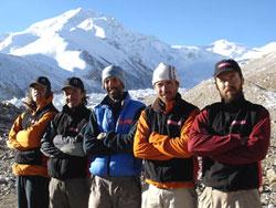 Foto: expedición Shisha Pangma