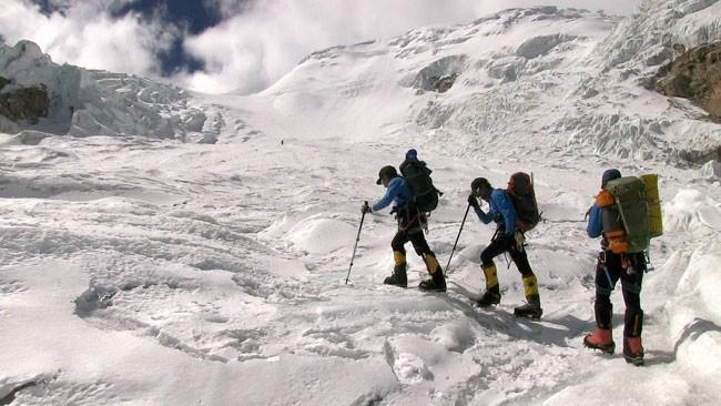 Expedición BBVA Shisha Pangma