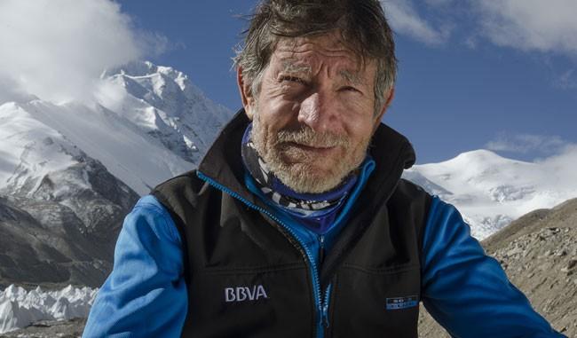Expedición Carlos Soria/Shisha Pangma/BBVA