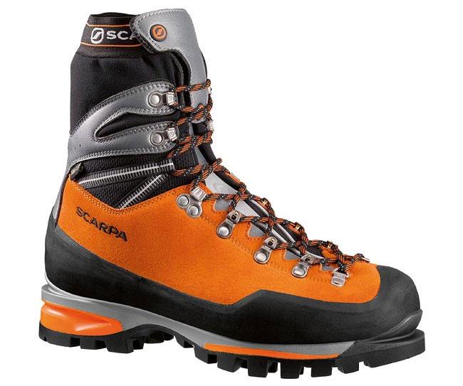 f3724853f6e La Scarpa Mont Blanc ha sido durante los últimos años el modelo de  referencia para montañismo en Alpes