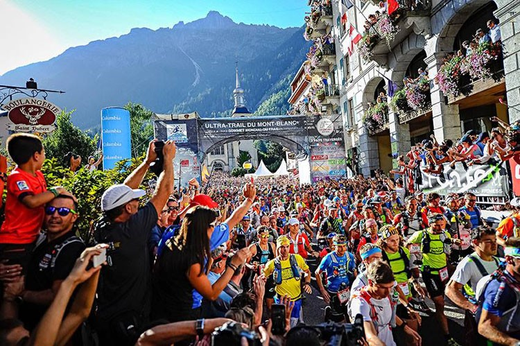 © Ultra-Trail du Mont-Blanc® - Michel Cottin - Columbia Sportswear / Mountain Hardwear