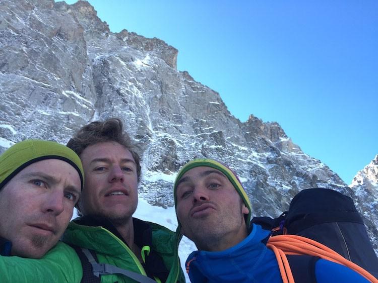 Benjamin Brochard, Fred Degoulet y Jonathan Joly