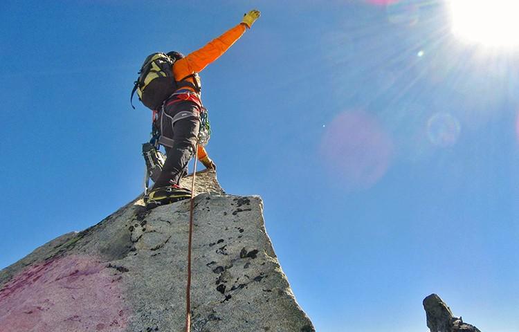 Cumbre del Pariacaca. Foto: Marco Jurado