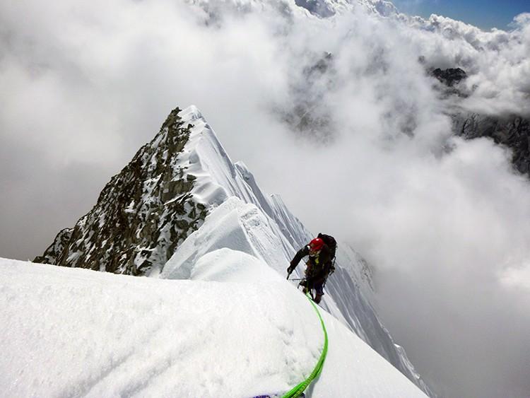 Excelente fin de ciclo para el Equipo Masculino de Alpinismo. Foto: FEDME