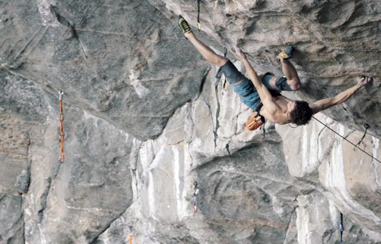 Adam Ondra en Silence, 9c, Flatanger