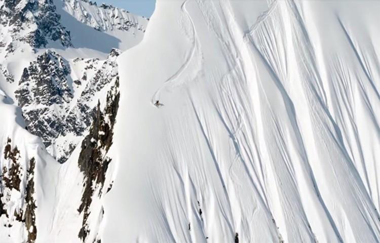 Victor De Le Rue, descensos extremos en Alaska