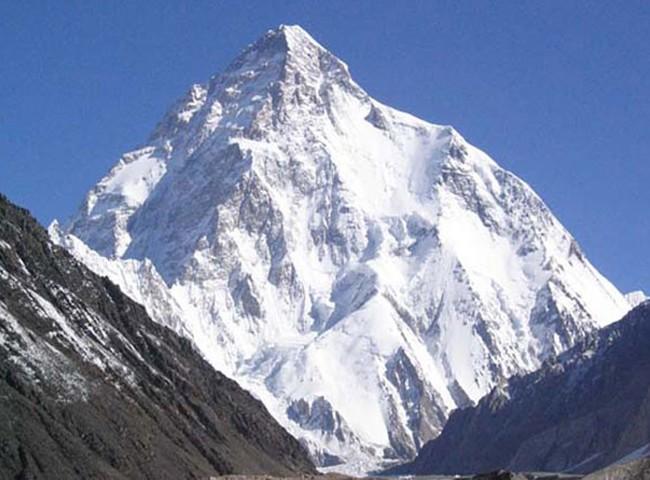 Los polacos llegan al campo base del K2 invernal