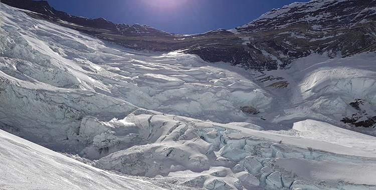 Gran muralla del Lhotse