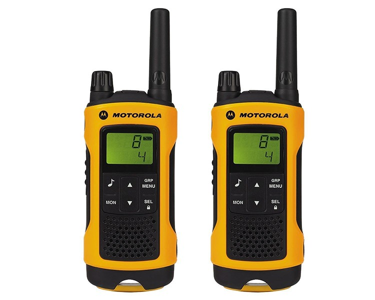 Par de walkie-talkies PRM