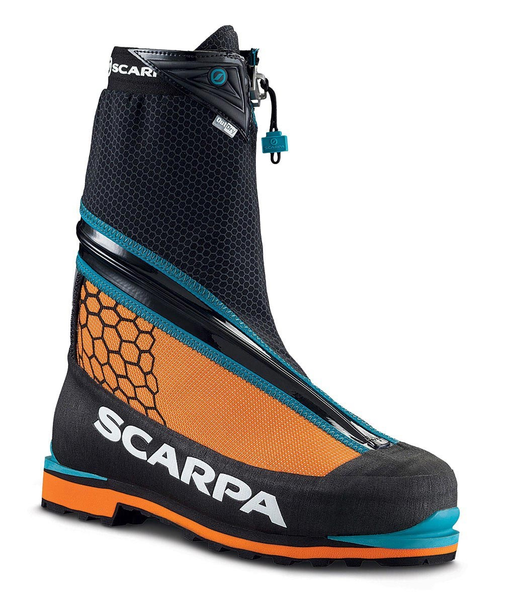 Scarpa Phantom Tech, bota simple con polaina integrada