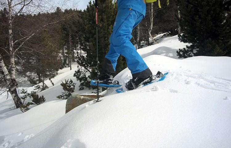 Barrabes Escuela de Montaña. Iniciate en las raquetas de nieve