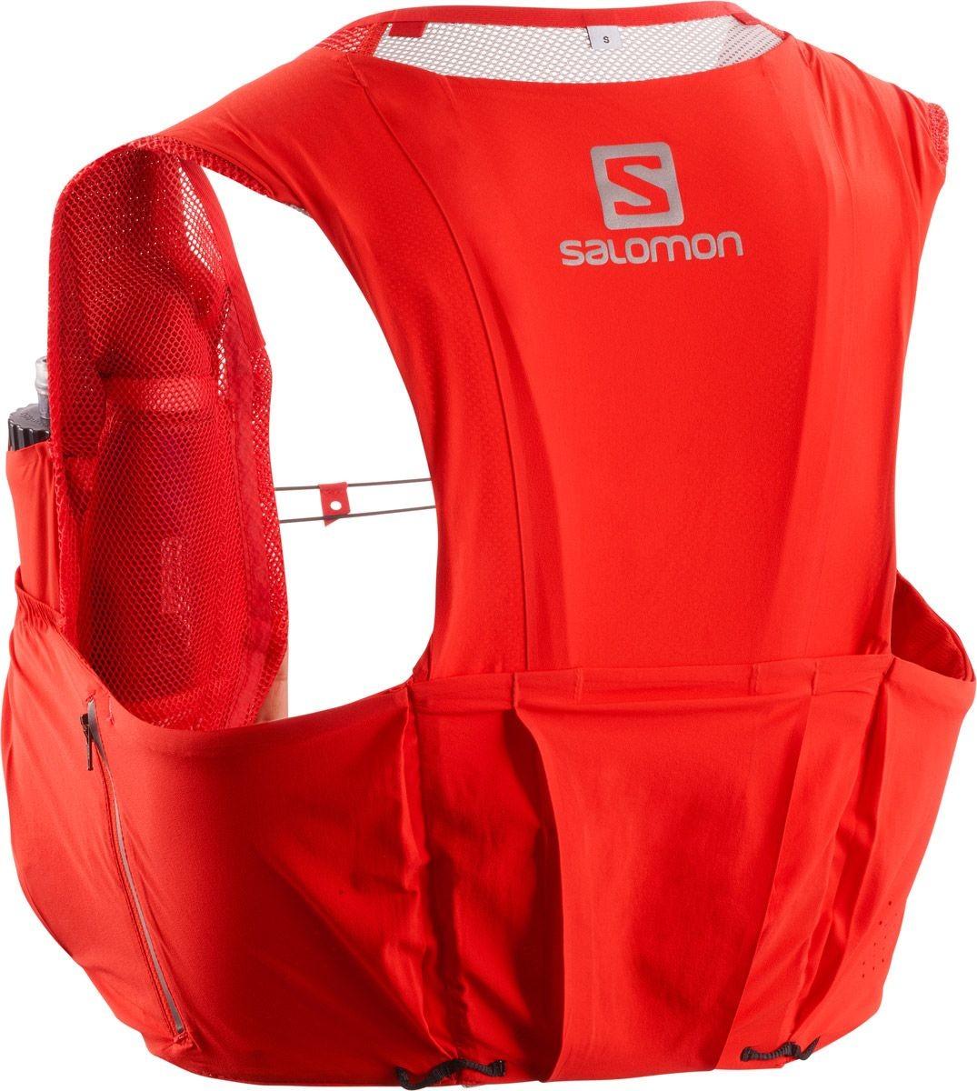 Salomon S-Lab Sense Ultra 8, chaleco-mochila para carreras por montaña