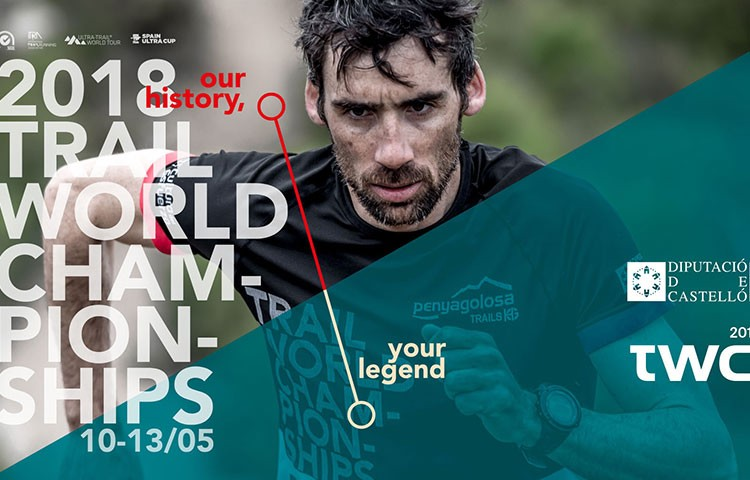 Luis Alberto Hernando, listo para revalidar su título de Campeón del Mundo