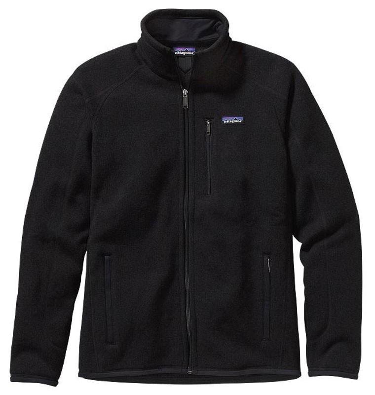 Patagonia Better Sweater jacket. Perfecto ejemplo de forro polar grueso clásico