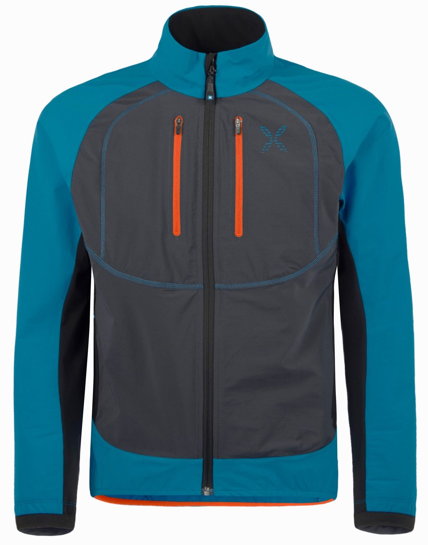 Montura Free Tech jacket. Softshell fino tipo 2ª capa