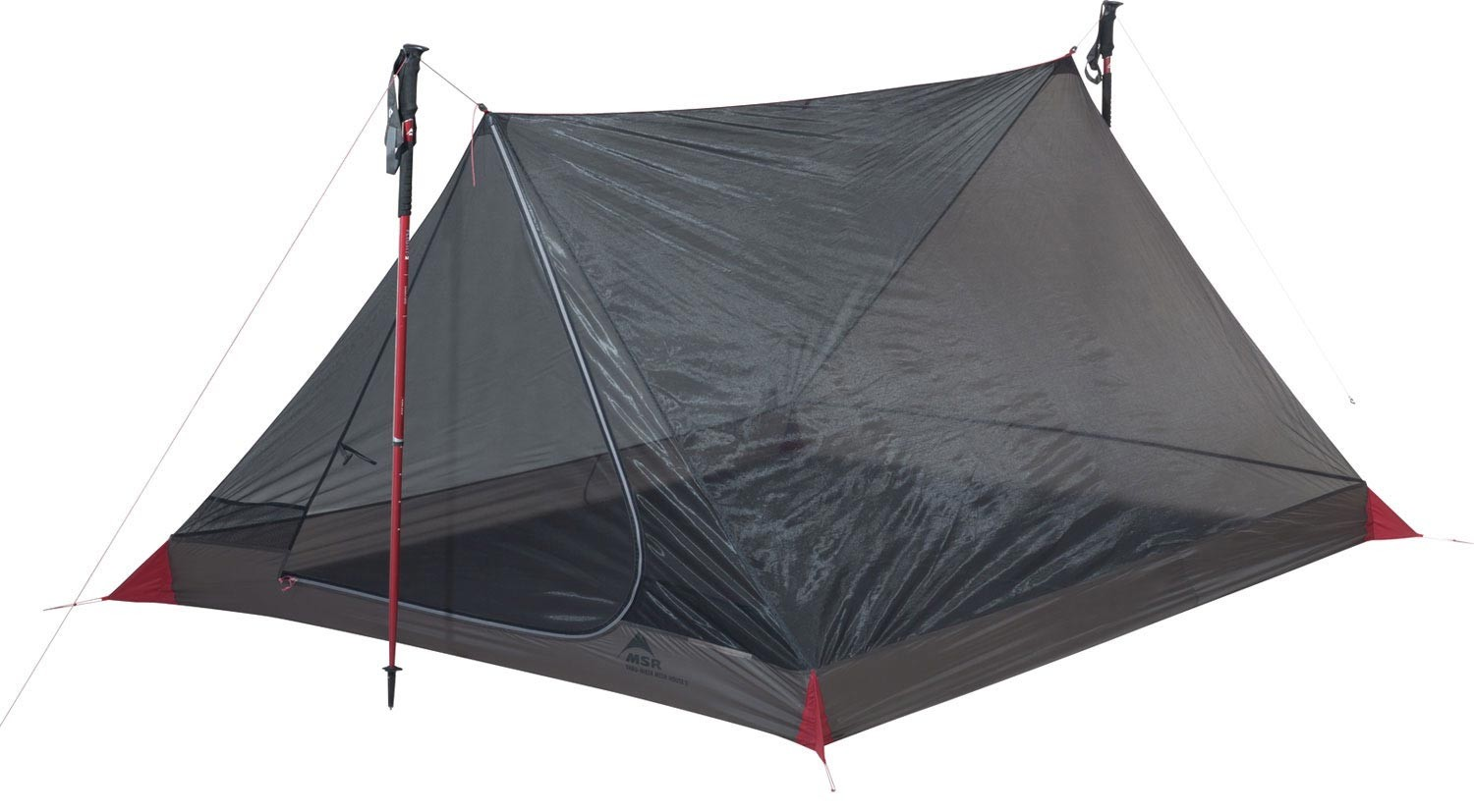 MSR Thru-Hiker Mesh House, compatible con el Tarp Thru-Hiker