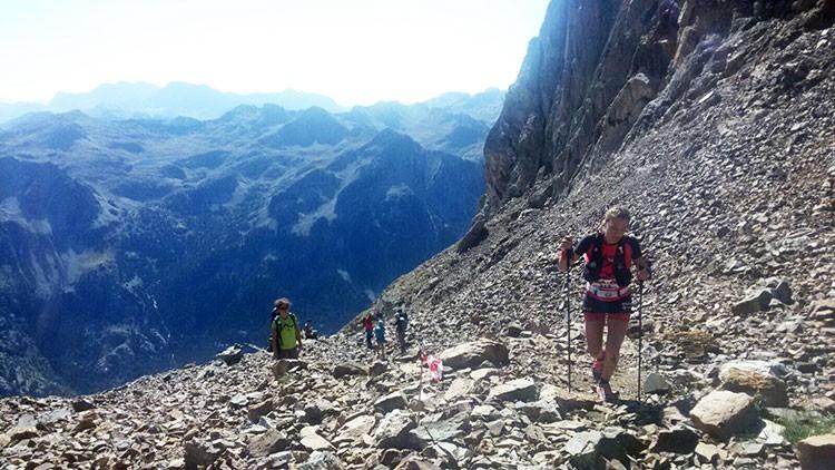 Trail Valle de Tena. Foto: Barrabes
