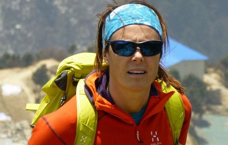 Edurne Pasaban vuelve al Himalaya