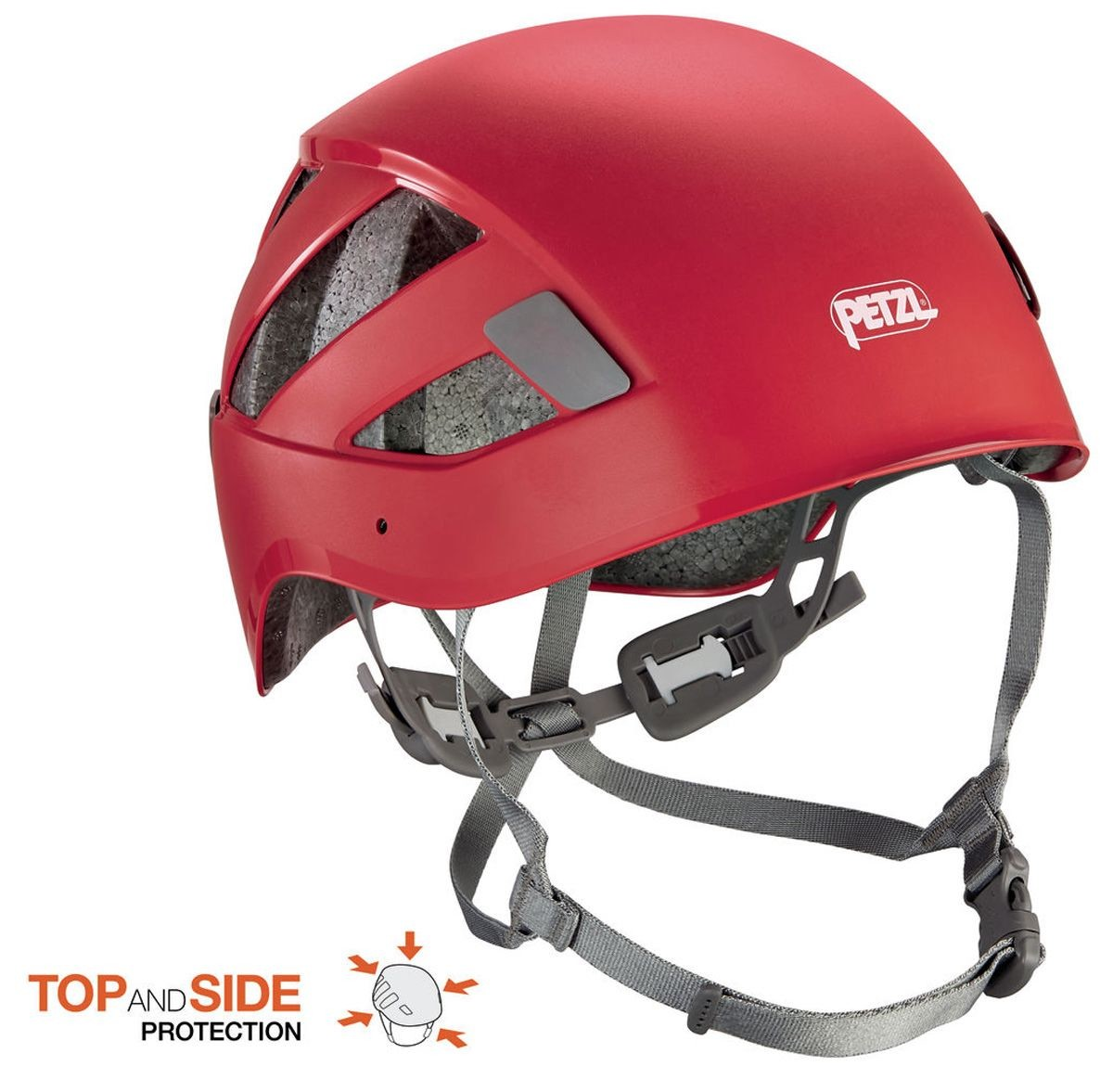 Petzl Boreo, con Top And Side Protection