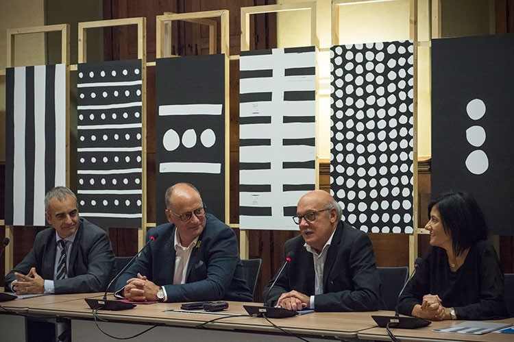 Presentación Festival: Jaume Freixas, Santi Vivet, Joan Salarich, Belén Latorre