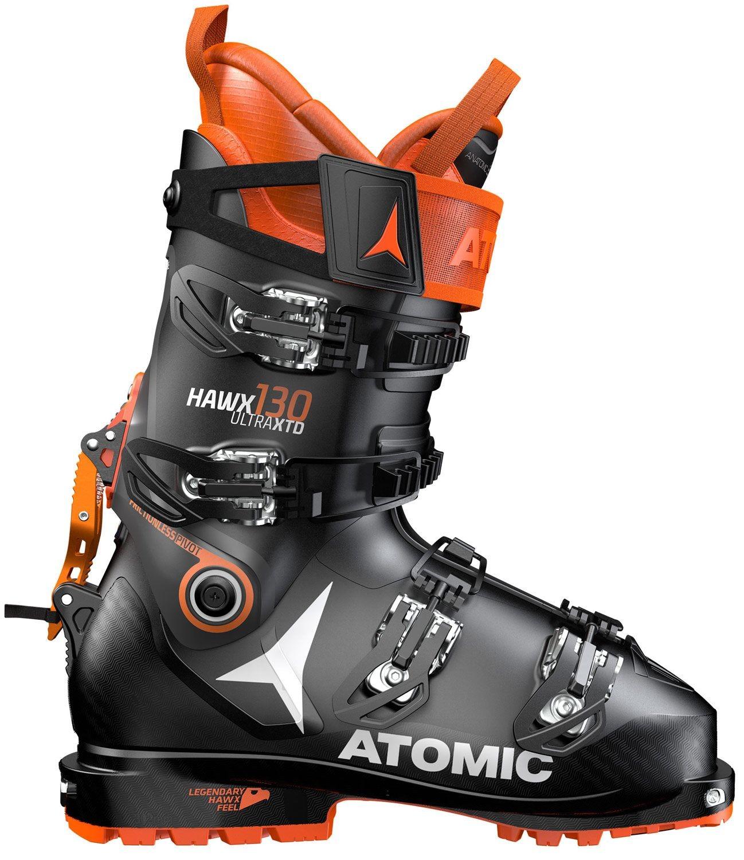 Atomic Hawx Ultra Xtd 130, suela WalkToRide, compatible con nuevas fijaciones esquí alpino
