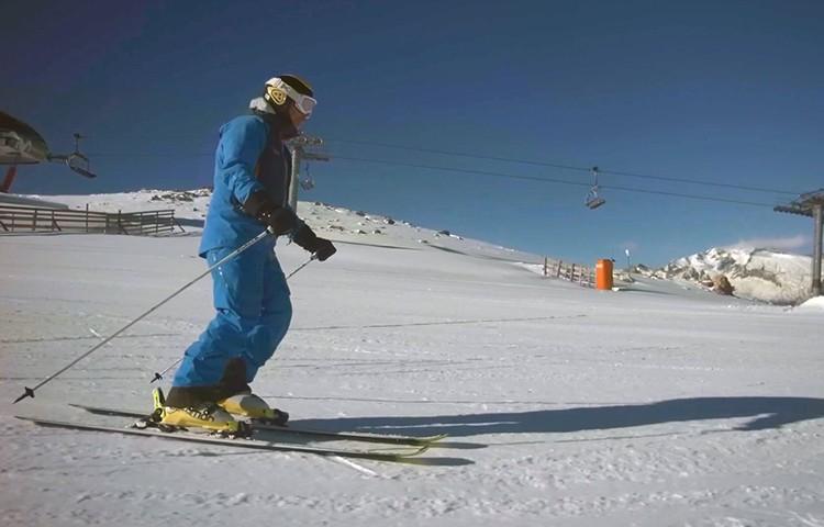 Normas ISF de comportamiento en estación de esquí