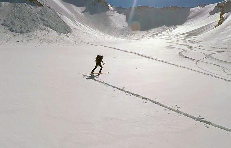 Botas para esquí de travesía: ascenso-descenso. Foto: barrabes