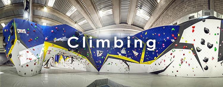 Sharma Climbing Barcelona