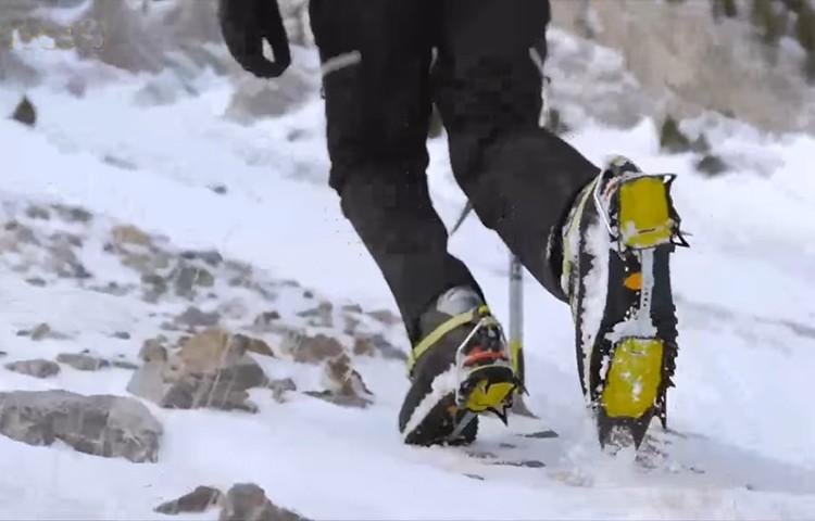Botas Kumbre Elbrus Hombre Varias Escalar Extremos Montaña