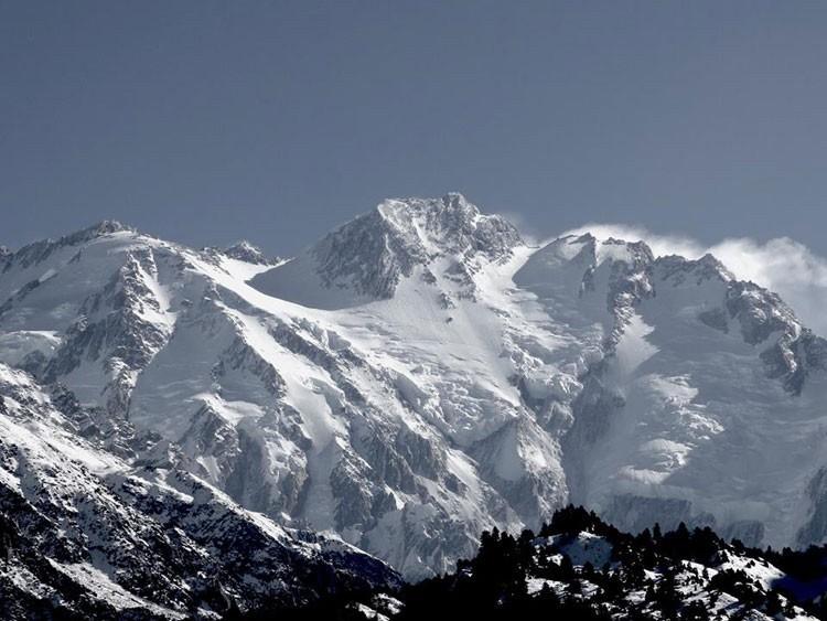 Nanga Parbat invernal. Foto: Alex Txikon