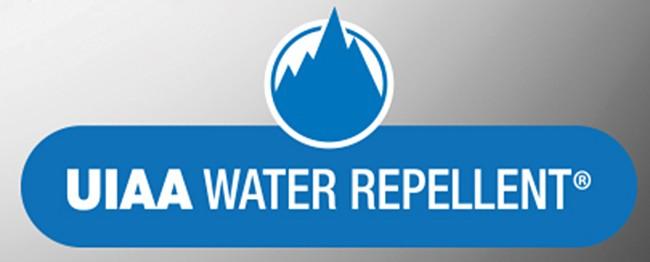 Enseña Water Repellent de la UIAA