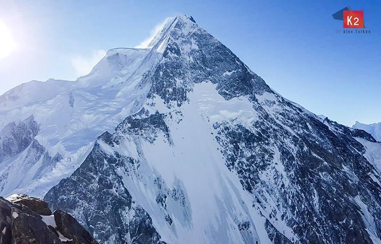 Alex Txikon y su equipo, intento de cumbre invernal del K2. Foto: Winter2appeal, K2, Alex Txikon