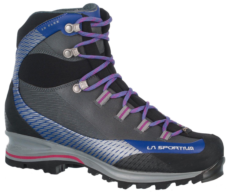 La Sportiva Trango Trk Leather GTX W, botas para mujer polivalentes para montañismo ligero